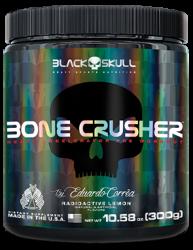 BONE CRUSHER Pré Workout (300g) - Black Skull