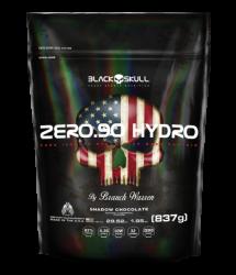 Whey Hidrolisada Zero.90 Hydro 837 G - Black Skull