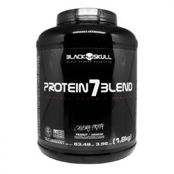 Protein 7 Blend (1,8Kg) Caveira Preta Series - Black Skull