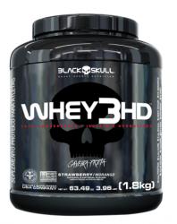 Whey 3HD (1.800kg) Caveira Preta Series - Black Skull