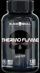 Thermo Flame Caveira Preta (60tabs) - Black Skull