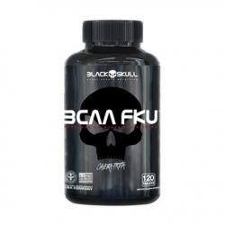 BCAA FKU 1500mg por tablete (120 TABS) - BLACK SKULL