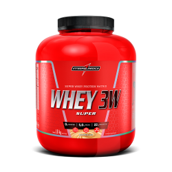 SUPER WHEY 3W (1,8KG) INTEGRALMEDICA