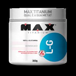 GLUTAMINA (150G) MAX TITANIUM