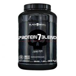 Protein 7 Blend (837g) Caveira Preta Series - Black Skull
