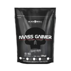Mass Gainer Caveira Preta (3Kg) - Black Skull