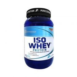 Iso Whey Performance nutrition 900g