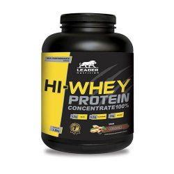HI- WHEY 100 %  (1,8kg) - Leader Nutrition
