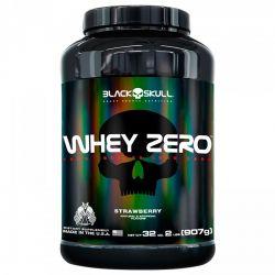 Whey Zero (900g) - Black Skull
