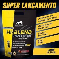 HI-BLEND PROTEIN (1,8KG) LEADER NUTRITION
