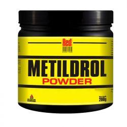 Metildrol Powder Pré Treino 200g - Açaí -Red Series