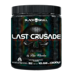 LAST CRUSADE - 300g ( 60 DOSES) - BLACK SKULL