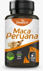 Maca Peruana – 60 Cápsulas