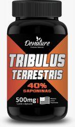 Tribulus Terrestris com 40% mais Saponinas 120 capsulas 500mg