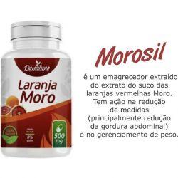 Morosil  Laranja moro - 100 Cápsulas 500mg